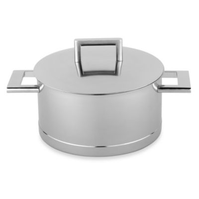 Demeyere 3.2-Quart John Pawson Dutch Oven with Lid