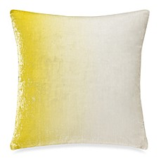 Kenneth Cole Reaction Home Swirl Velvet Square Toss Pillow