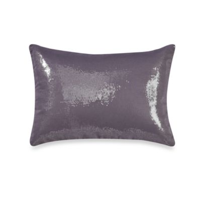 Kenneth Cole Reaction® Home Swirl Sequin Oblong Toss Pillow
