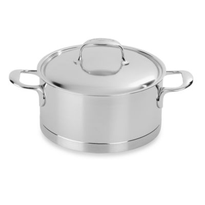 Demeyere 2.3-Quart Atlantis Dutch Oven with Lid