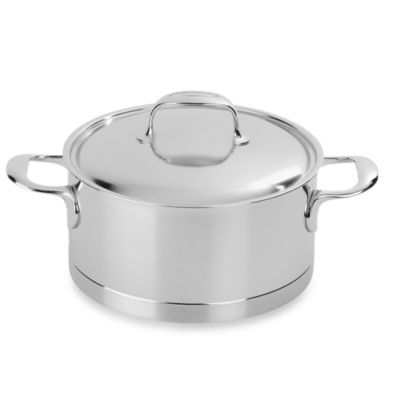 Demeyere 3.2-Quart Atlantis Dutch Oven with Lid
