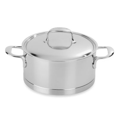Demeyere 8.9-Quart Atlantis Dutch Oven with Lid