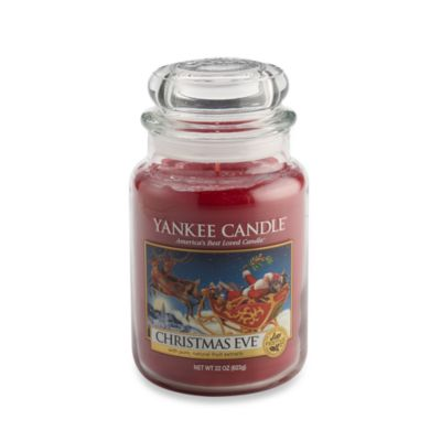 Yankee Candle® Christmas Eve® Large Classic Candle Jar