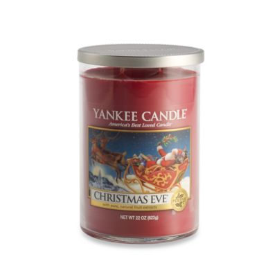 Yankee Candle® Christmas Eve® Large 2-Wick Lidded Candle Tumbler