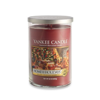 Yankee Candle® Home For The Holidays® Large 2-Wick Lidded Candle Tumbler
