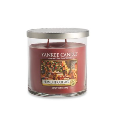 Yankee Candle® Home For The Holidays® Medium Lidded 2-Wick Candle Tumbler