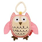 SKIP*HOP® Owl Patch Stroller Toy in Pink Owl