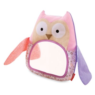 SKIP*HOP® Owl Patch Peek-a-Boo Mirror