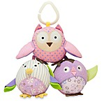 SKIP*HOP® Owl Patch Ball Trio