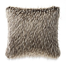 Kenneth Cole Reaction Home Mason Faux-Fur Square Toss Pillow