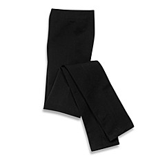 Capelli® Fleece-Lined Black Leggings