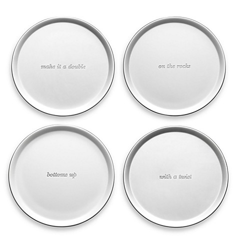 kate spade new york Silver Street™ Coaster (Set of 4)