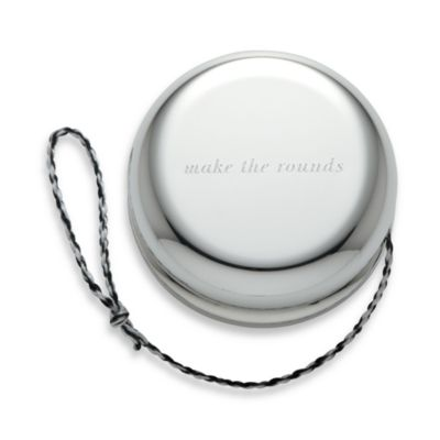 "kate spade new york Silver Street ""Make the Rounds"" Yo-Yo"