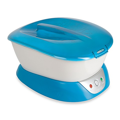 HoMedics® ParaSpa™ Pro Heat Therapy Paraffin Foot Bath