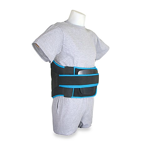 Drive Medical ActiveCare VerteWrap Lumbar Sacral Orthosis X Large Back Brace