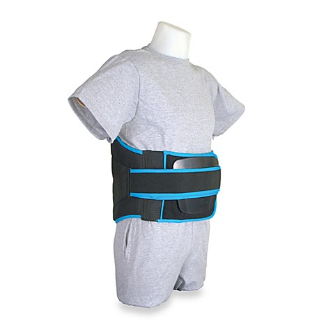 Drive Medical ActiveCare VerteWrap Lumbar Sacral Orthosis 2X Large Back Brace