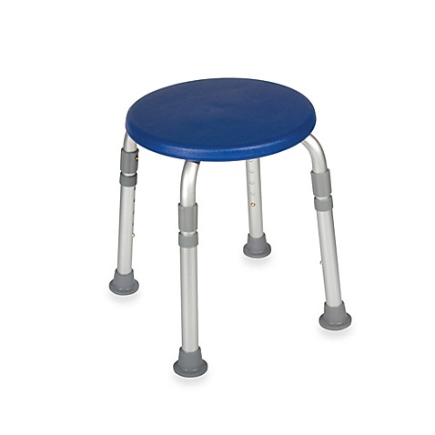 Drive Medical Adjustable Bathroom Safety Shower Tub Stool