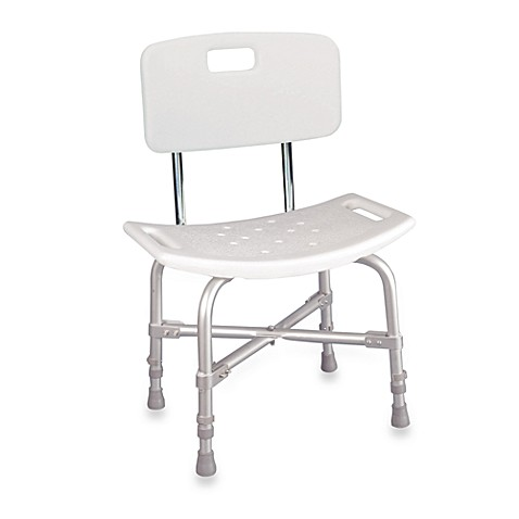 Buy Drive Medical Aluminum Bariatric Heavy Duty Bath Bench With Back From Bed Bath Beyond