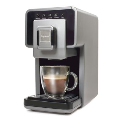 Coffee Makers Sold At Bed Bath And Beyond : Capresso Coffee A La Carte Coffee and Tea Maker - Bed Bath & Beyond