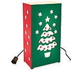 Electric Christmas Tree Luminaria Kit - 10 Count