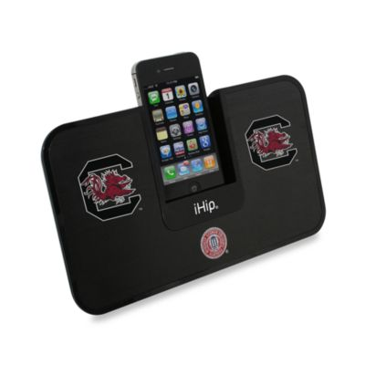 University of South Carolina iHip® iDock Portable Stereo System