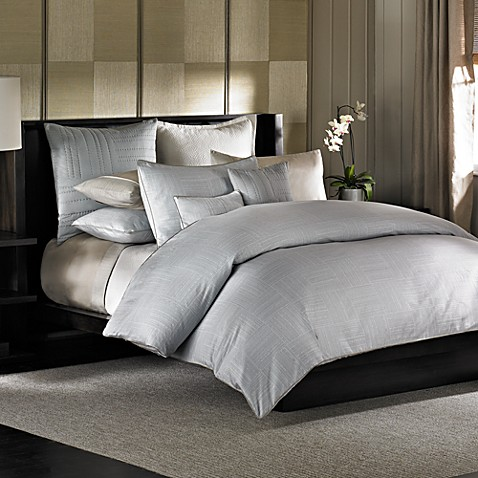 Barbara Barry® Glass Block Comforter and Sham Set
