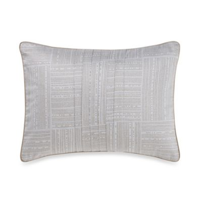 Barbara Barry® Glass Block Oblong Toss Pillow