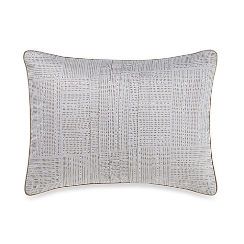 Barbara Barry® Glass Block Oblong Throw Pillow