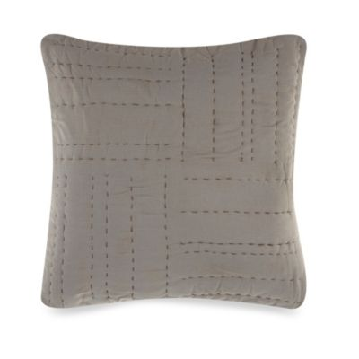 Barbara Barry® Glass Block 16-Inch Square Toss Pillow