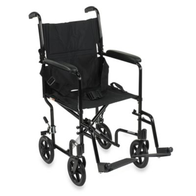Drive Medical 17-Inch Transport Chair