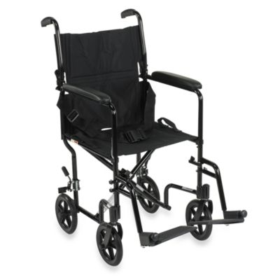 Drive Medical 19-Inch Transport Chair