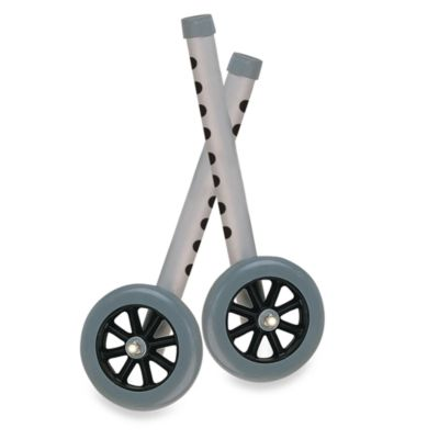 Drive Medical Universal 5-Inch Walker Wheels