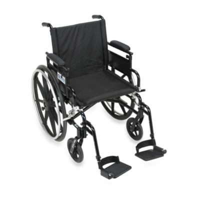 Drive Medical Viper Plus GT 16-Inch Wheelchair