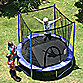 Variflex 8-Foot Trampoline and Enclosure Combo