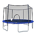 Variflex 12-Foot Trampoline and Enclosure Combo