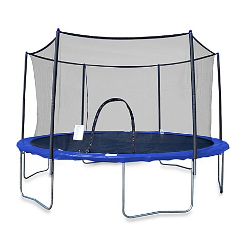 Airzone 12-Foot Trampoline and Enclosure Combo