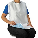 Drive Medical Lifestyle Essentials Terry-Towel Bib