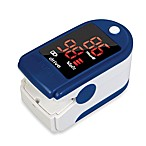Drive Medical HealthOX Clip-Style Fingertip Pulse Oximeter with LED Screen