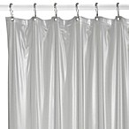Heavyweight Frosted Shower Curtain Liner