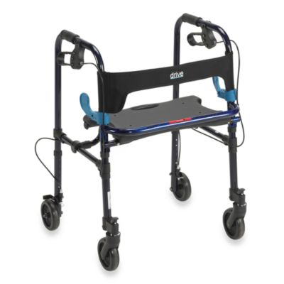 Drive Medical Clever Lite Rollator w/5-inch Wheels