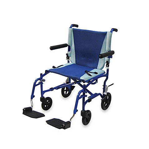 Drive Medical Travel Transport Chair
