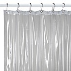 Heavyweight Clear Shower Curtain Liner