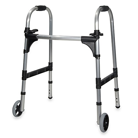 Drive Medical Junior Paddle Walker with Wheels