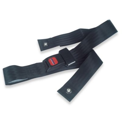 Drive Medical Bariatric Auto-Style Wheelchair Seat Belt