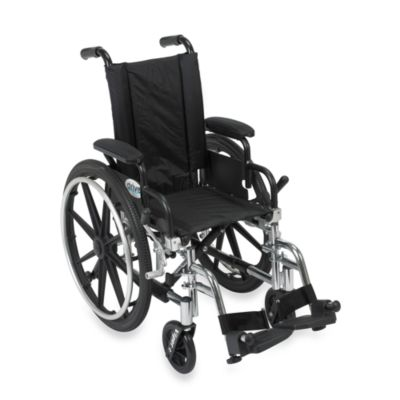 Drive Medical Viper 12-Inch Wheelchair