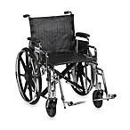 Drive Medical Sentra EC Heavy-Duty 22-Inch Wheelchair