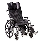 Drive Medical Sentra 22-Inch Full-Reclining Wheelchair