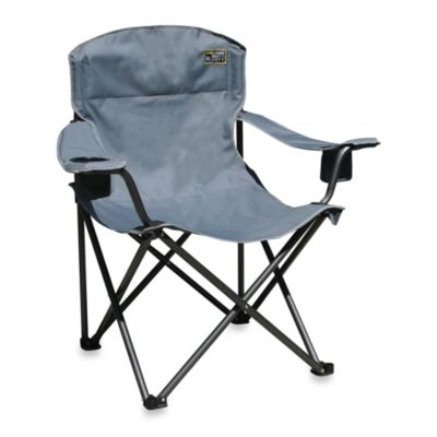 Quik Chair Heavy Duty Oversized Folding Arm Chair