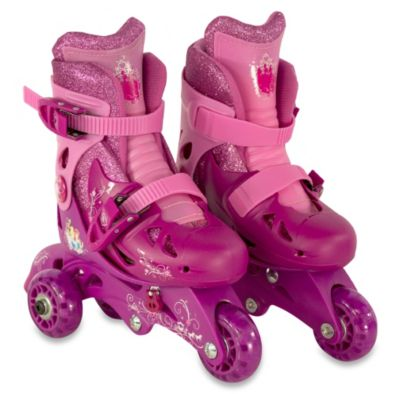 Disney® Princess Convertible Trainer Skates