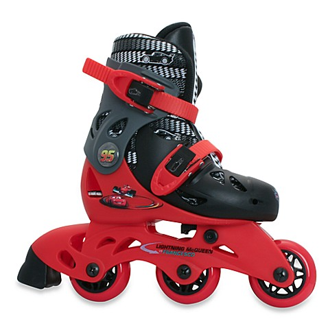Buy Disney 174 Cars Convertible Trainer Skates From Bed Bath